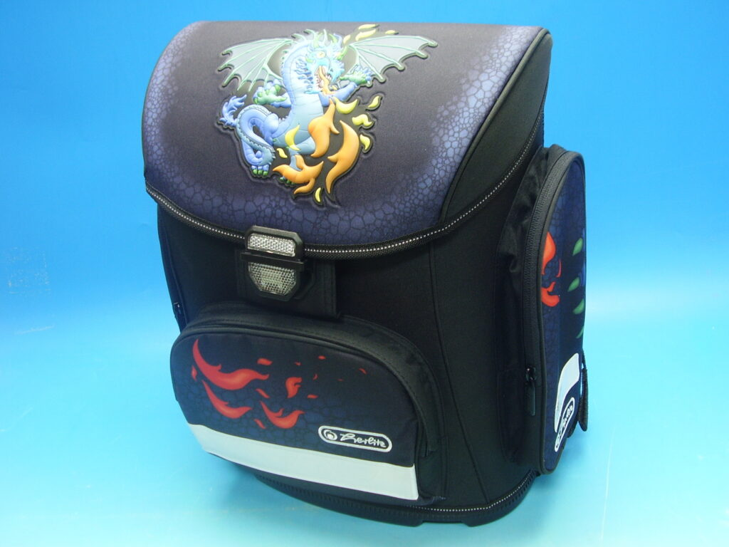Batoh školní MIDI  Blue Dragon 11280278