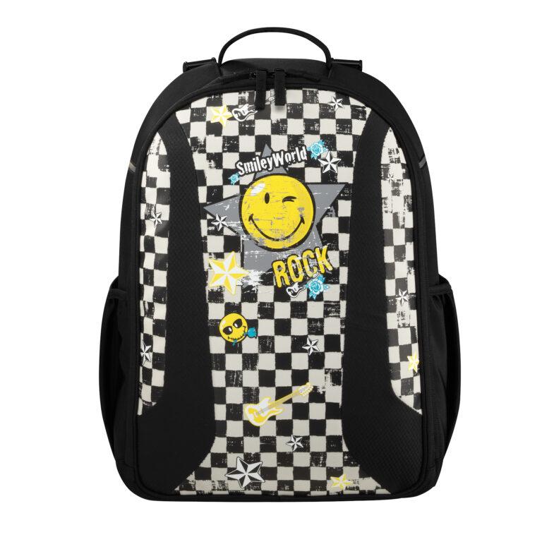 Batoh školní be.bag airgo-Smiley.Rock 11350626