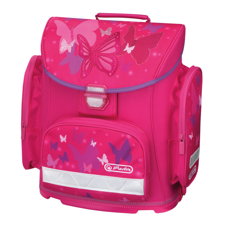 Batoh školní Midi Motýli růž. 11352192
