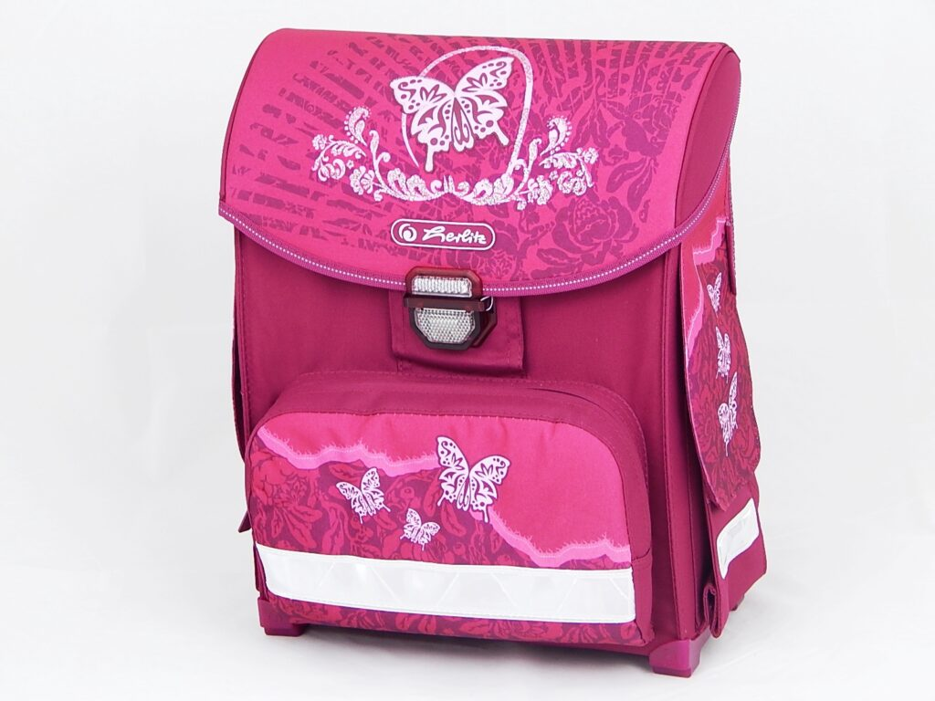Batoh školní Smart Motýl /11438348/