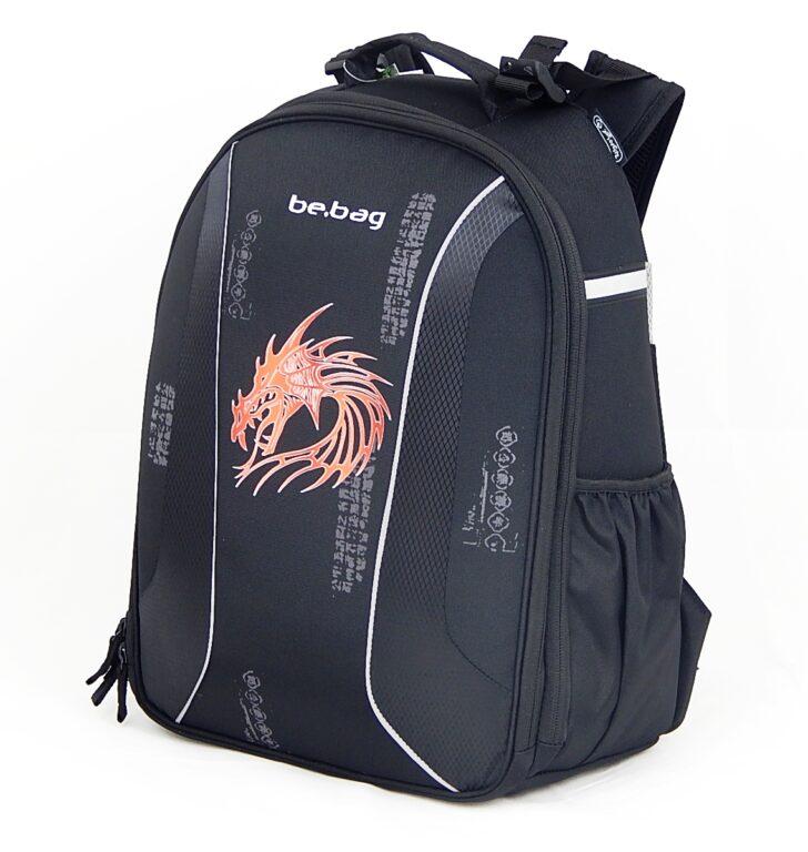 Batoh školní be.bag airgo Drak /11438066/