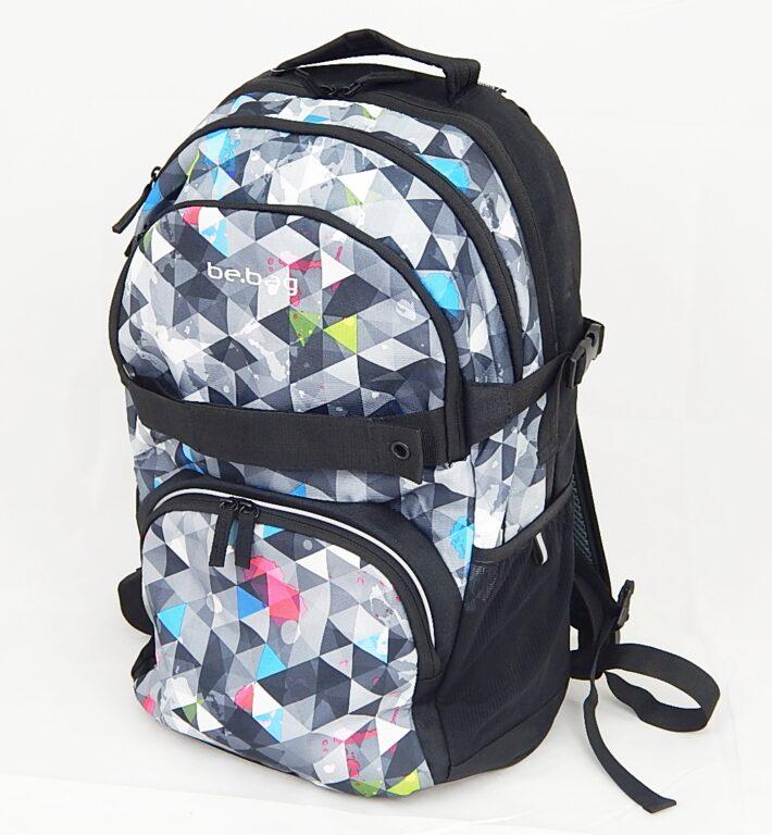 Batoh školní be.bag cube Snowboard /11410115/