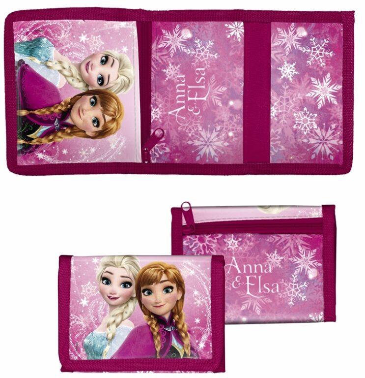 Peněženka Frozen 26x12cm /280189/