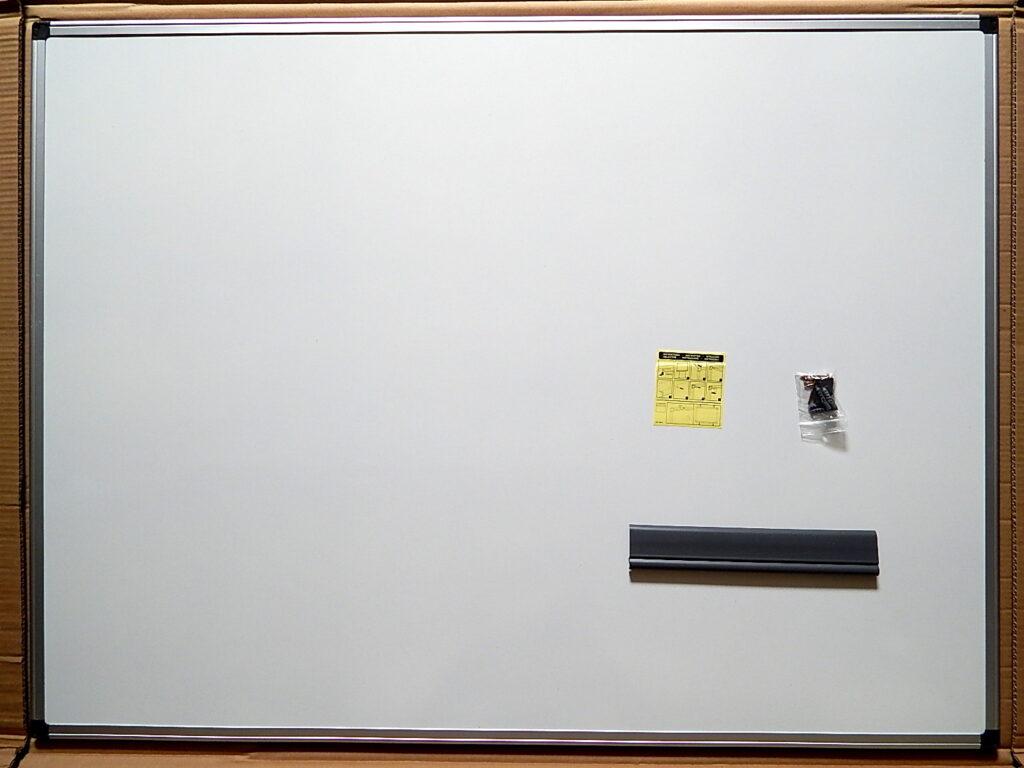 Tabule magnetická 120x90 al. rám, keramická