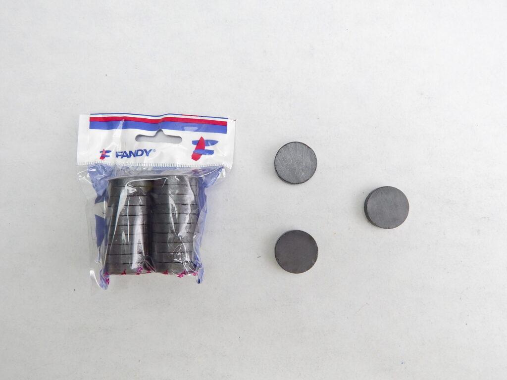 Magnet Fandy 25 mm 20 ks 171162