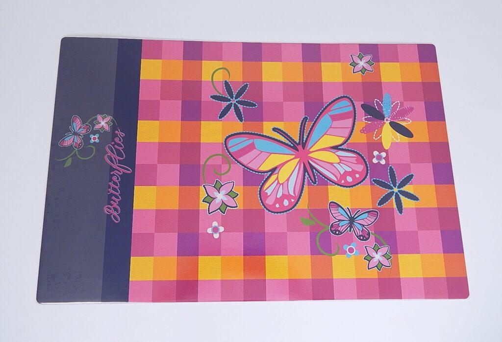 Podložka na stůl 60x40 / Motýl / 5-84318