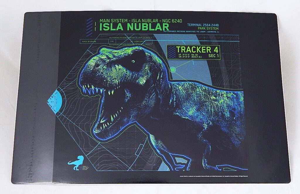 Podložka  60x40 Jurassic World / 5-84018