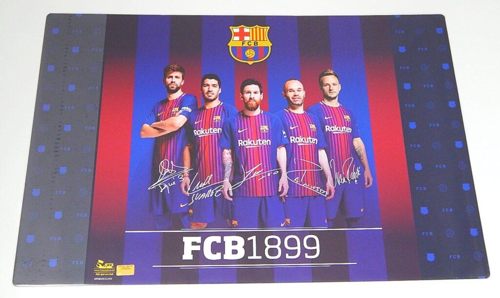 Podložka 60x40 cm FC Barcelona / 5-83818