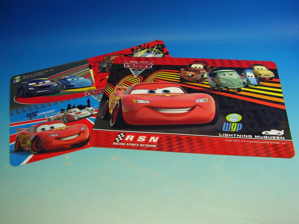 Podložka na stůl CARS MIX 40x28,5cm