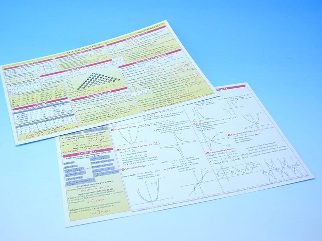 Tabulka Matematika 2