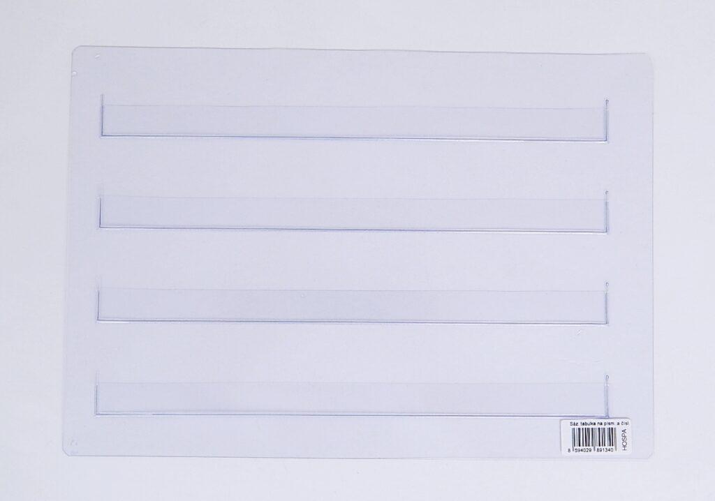 Desky na slova A4 /12005/