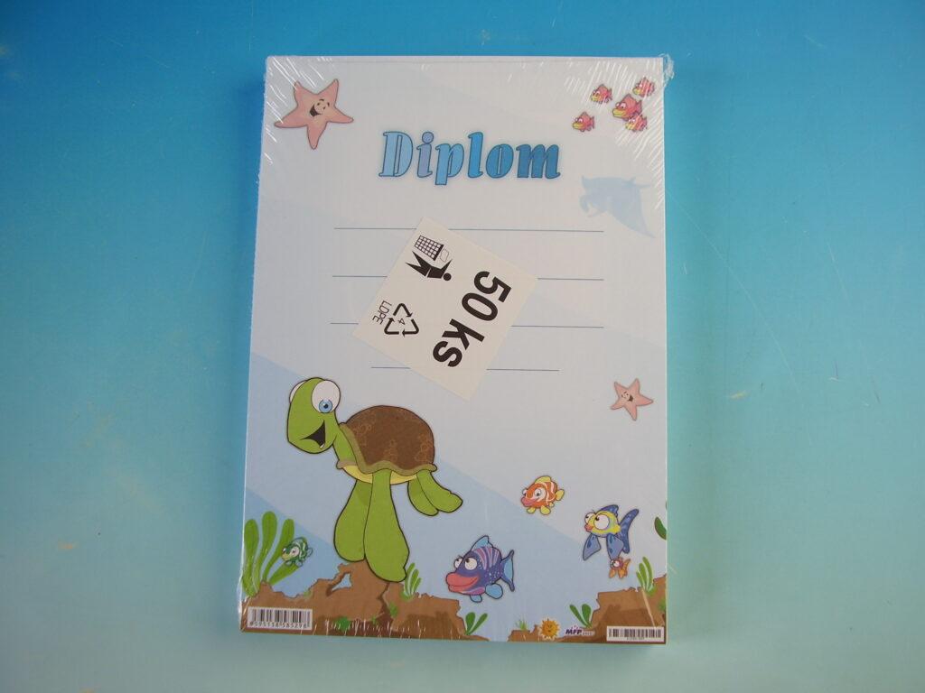 Diplom dětský A5 MFP DIP05-001