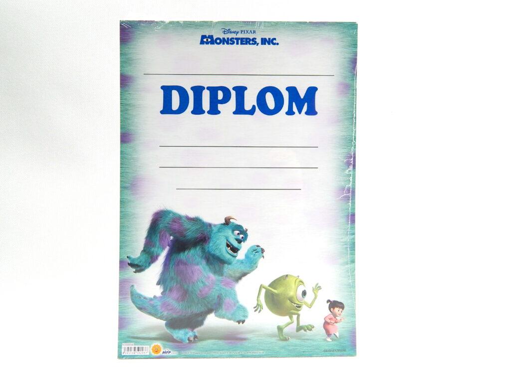Diplom dětský A4 MFP Příšerky s.r.o. 5300694