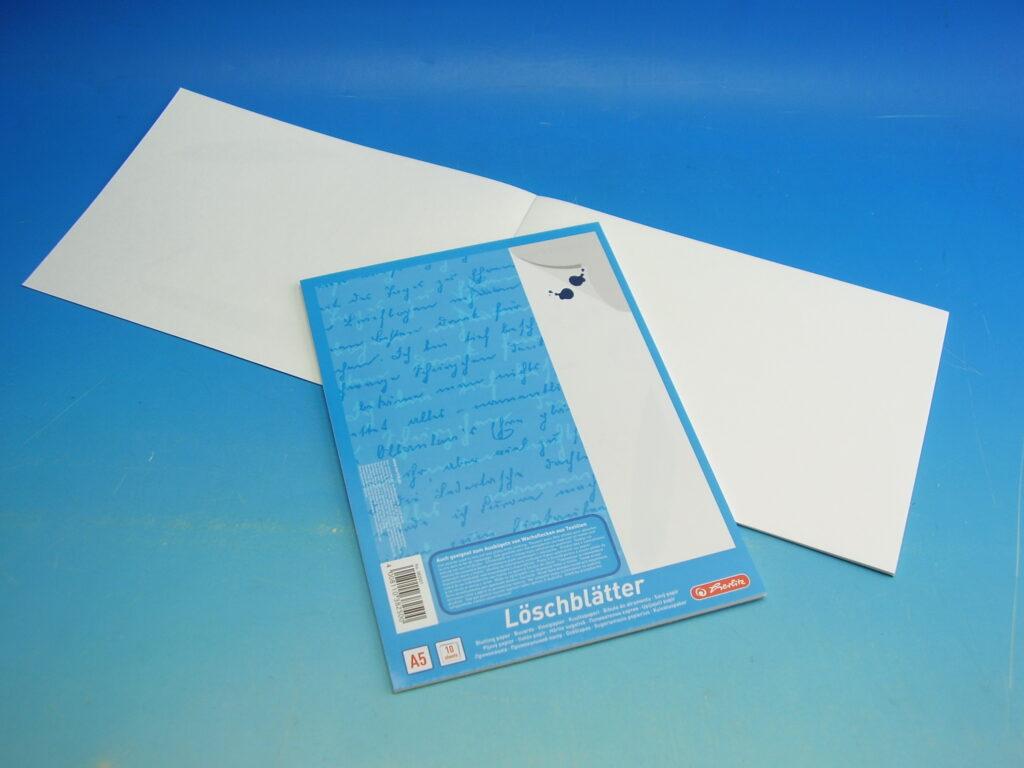 Papír savý A5 10l. /00382507/