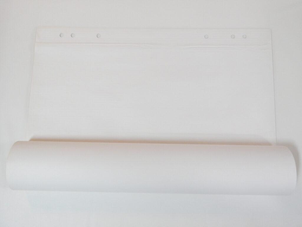 Papír FLIPCHART 98x65cm děrovaný, 20 listů