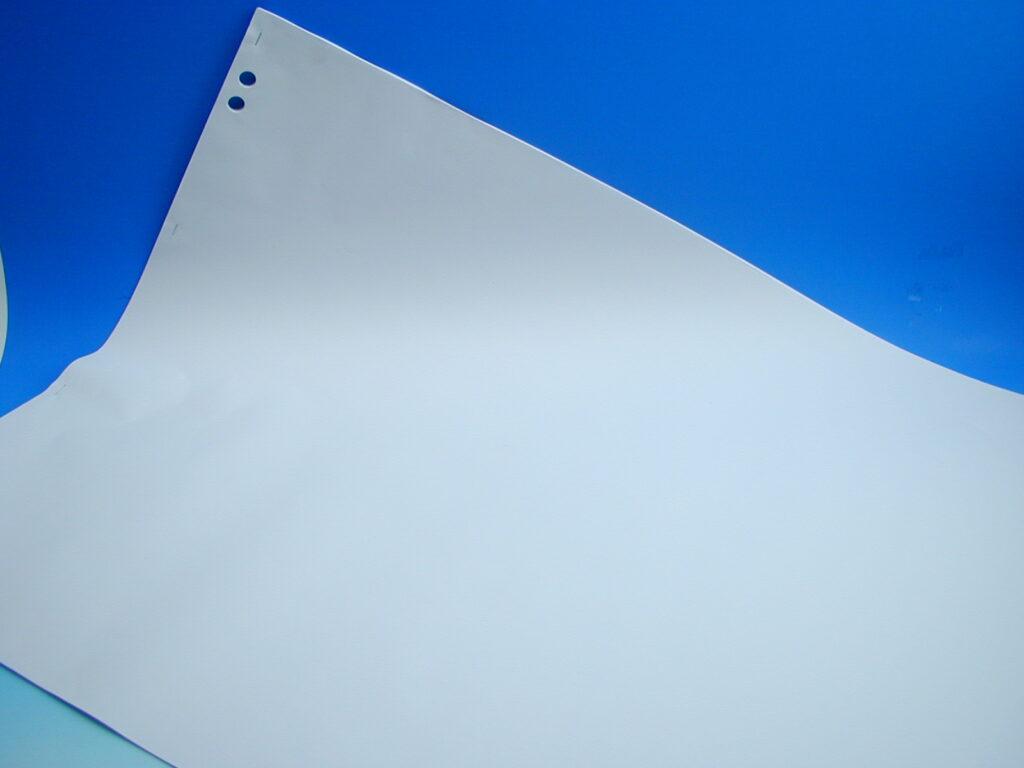 Papír FLIPCHART 95x68cm, 25 listů