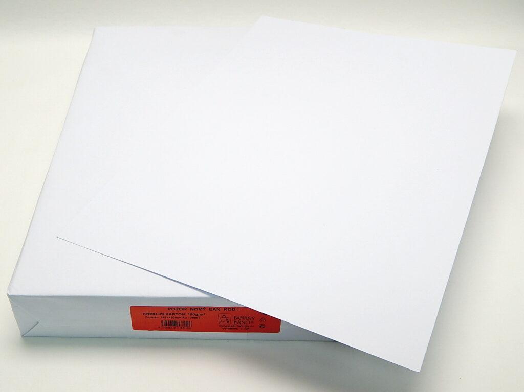 Karton kreslící A3/180g/KRPA