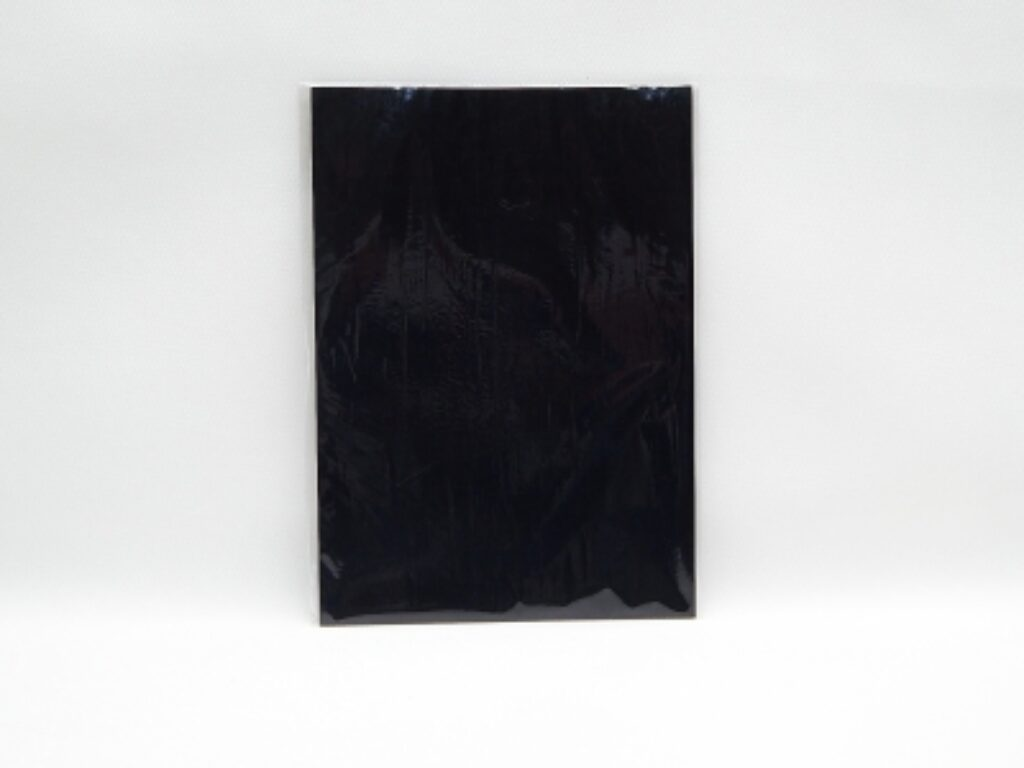 Karton barevný TBK 14 černý 180g 10 ks