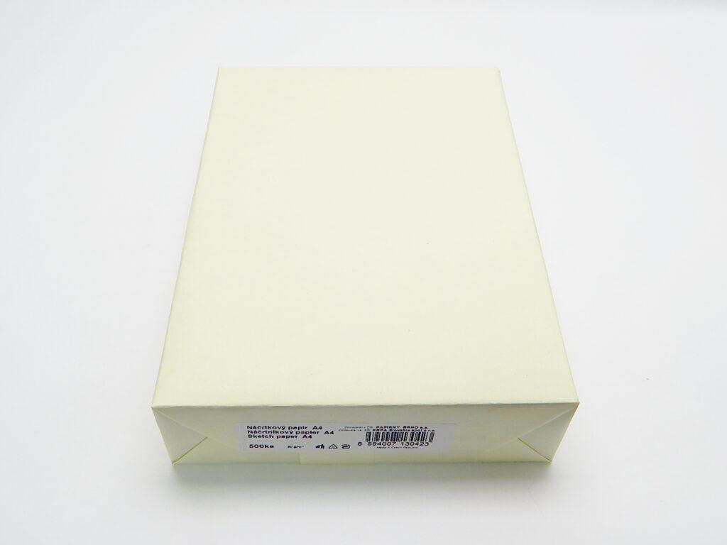 Papír náčrtníkový A4,CHAMOIS