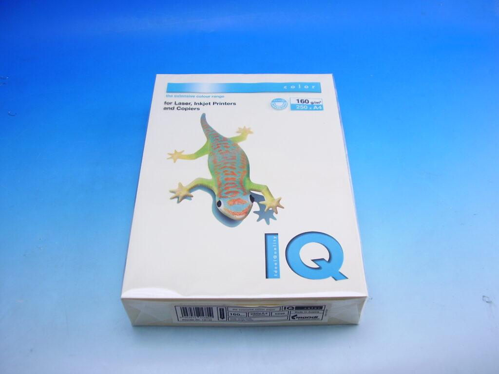 Xerox.papír A4 IQ/SV.ŽL. 160g/BE66/