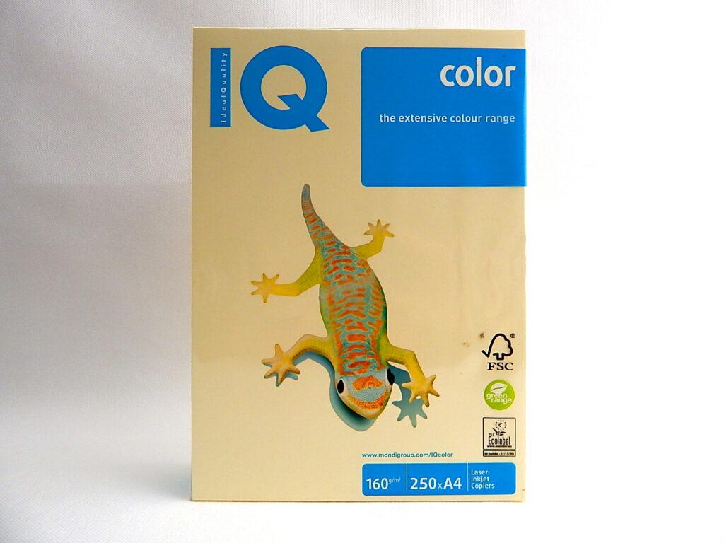 Xerox.papír A4 IQ / CHAMOIS 160g (CR20)
