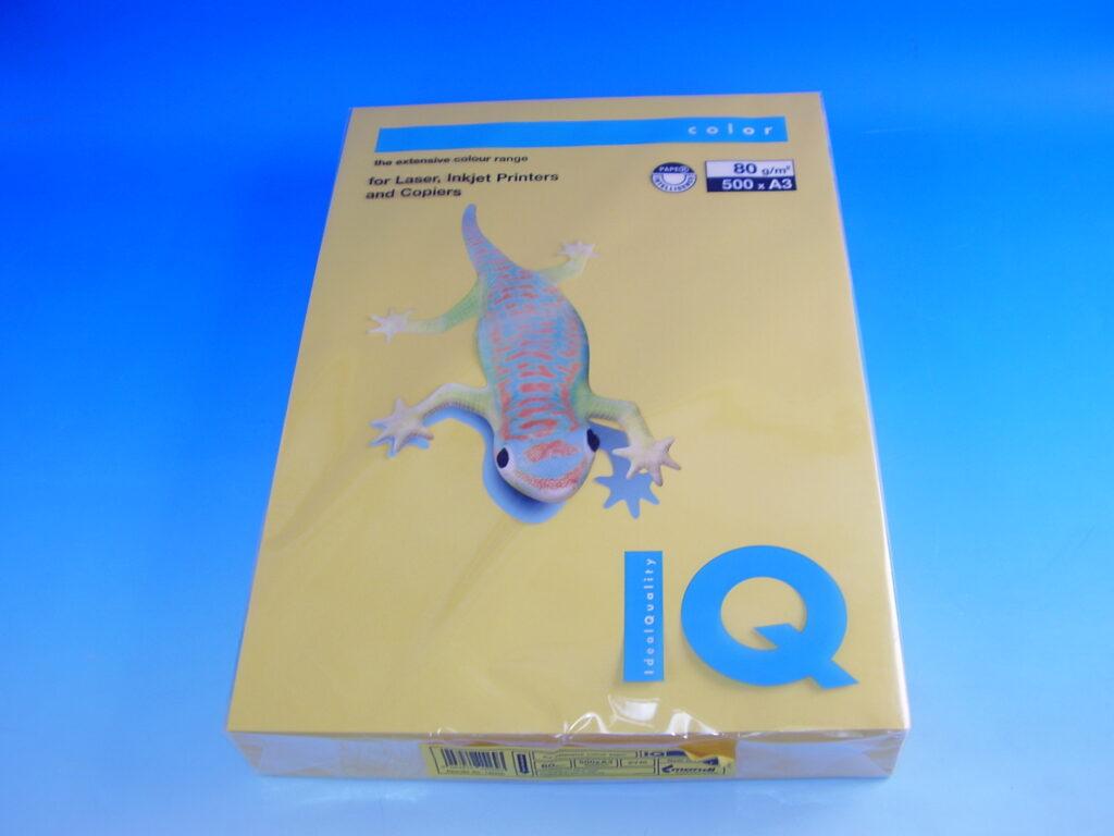 Xerox.papír A3 IQ/TM.ŽL. 80g (SY40)
