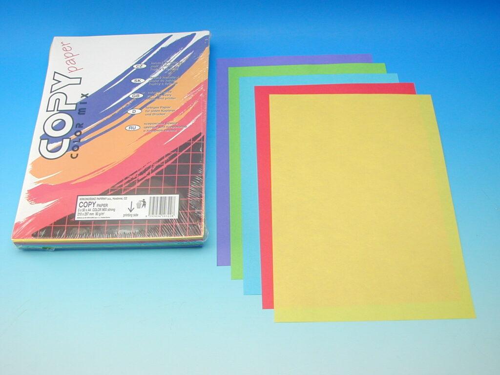 Xerox.papír A4 COLOR MIX STRONG 80g/283829