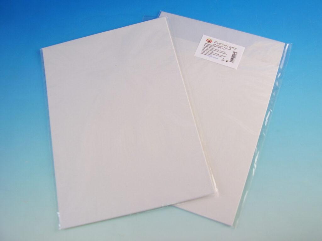 Papír kreat. TKP 01-GALAXY METALLIC DOUBLE SIDE perleťový 5ks