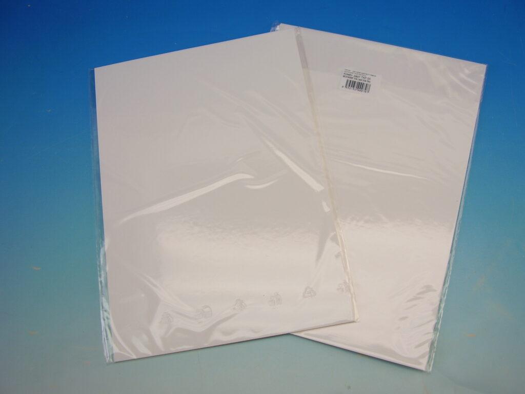 Papír kreat. TKP 05-MOHAWK via laid, bílý 5ks