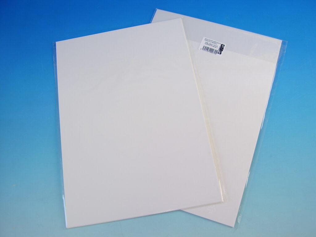 Papír kreat. TKP 09-INVERCOTE bílý 5ks