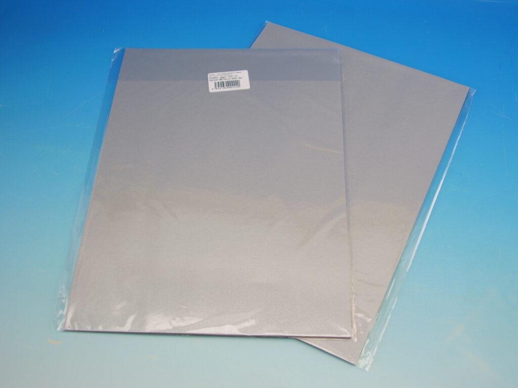 Papír kreat. TKP 10-GALAXY METALLIC DOUBLE SIDE stříbrný 5ks