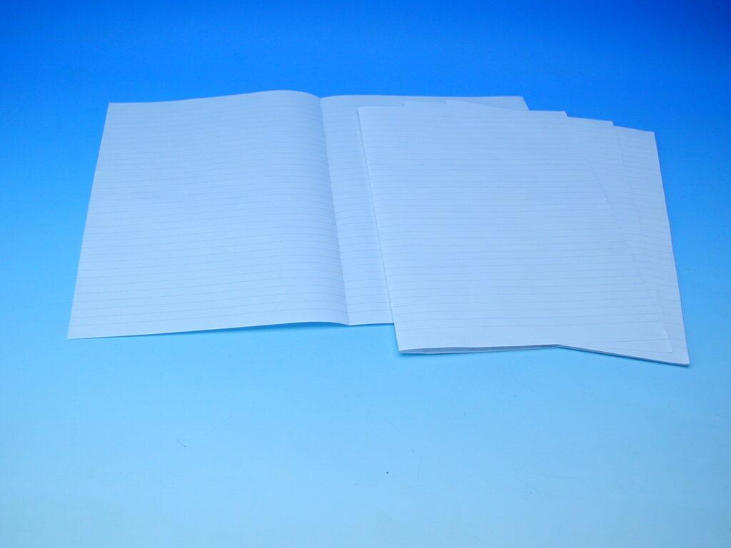 Papír A3 skládaný linka