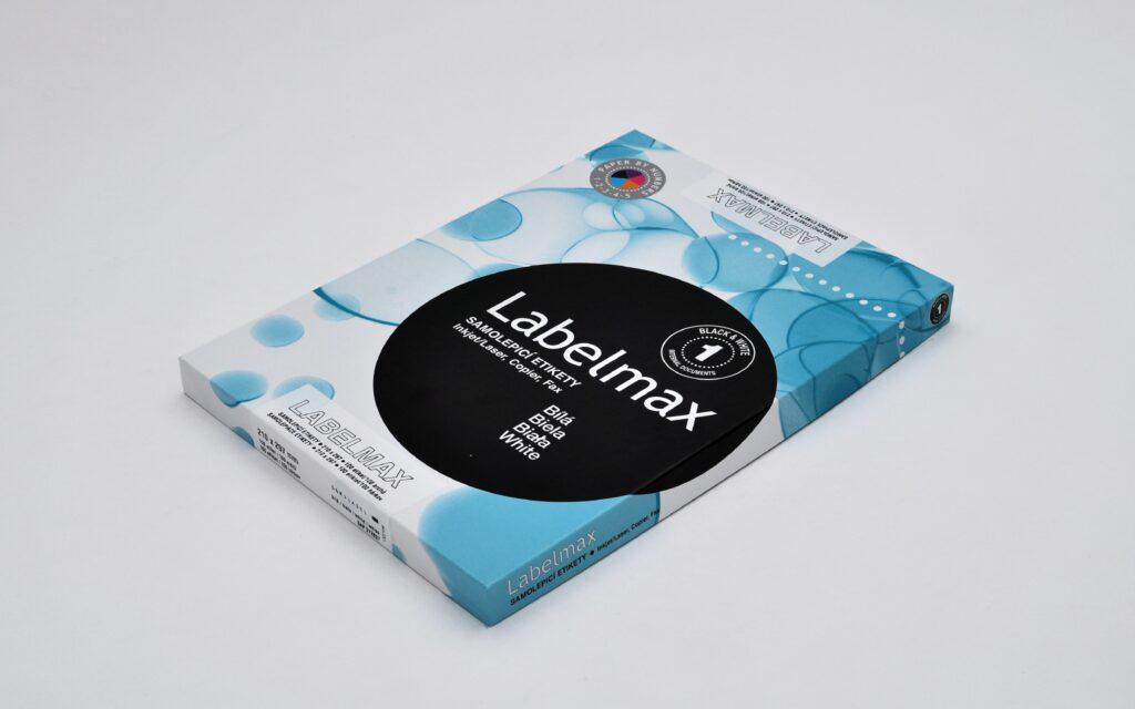Etikety LABELMAX 48,5x25,4 mm bílé