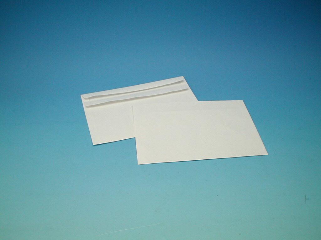 Obálka C5 bílá KRPA samolepící  1070027