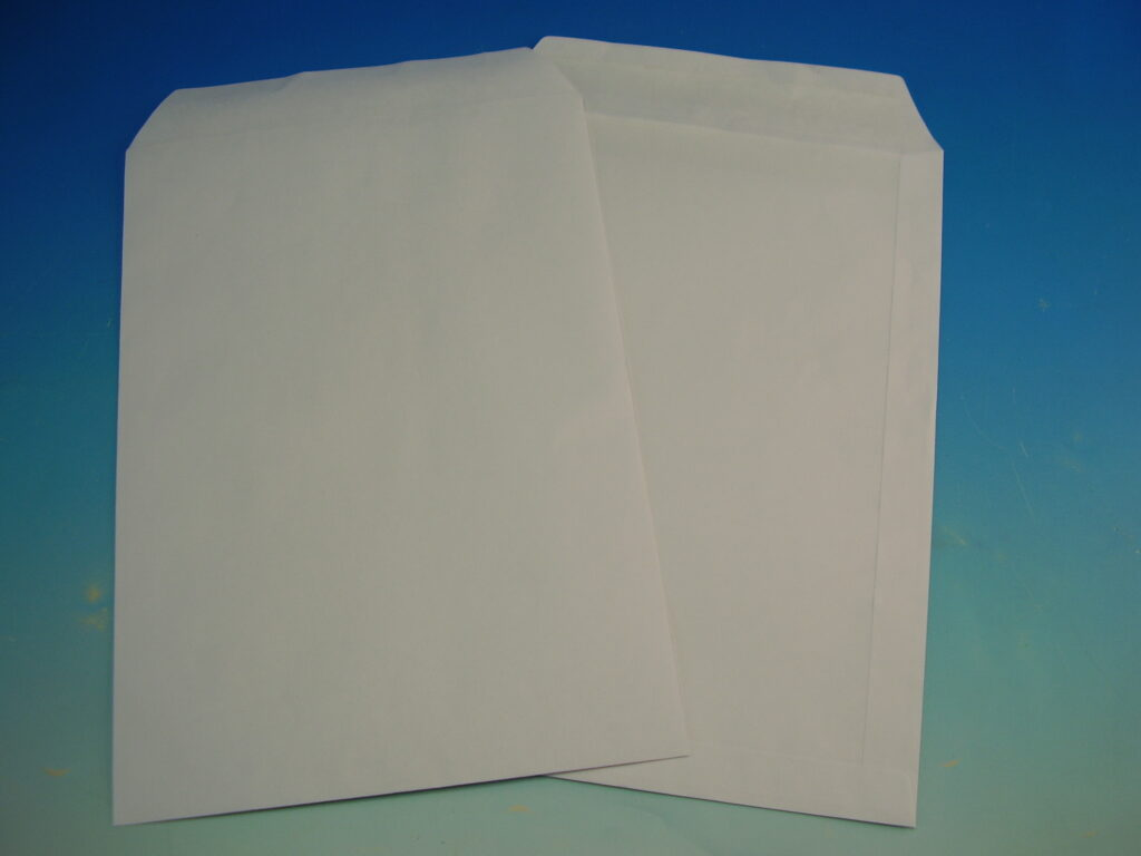 Obálka C4 bílá samolep. 1140427