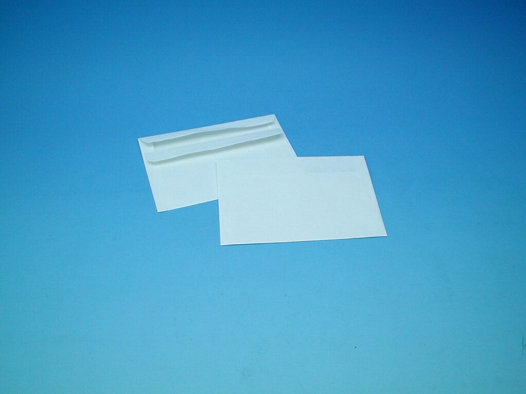 Obálka C6 bílá KRPA samolepící 1070941