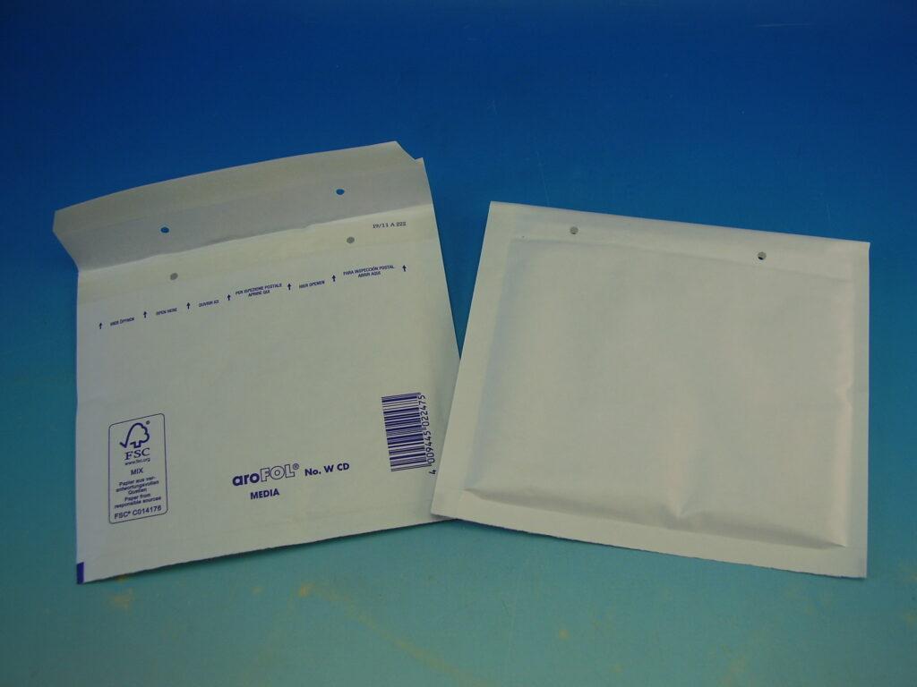 Obálka CD 200x175+50mm bublinková