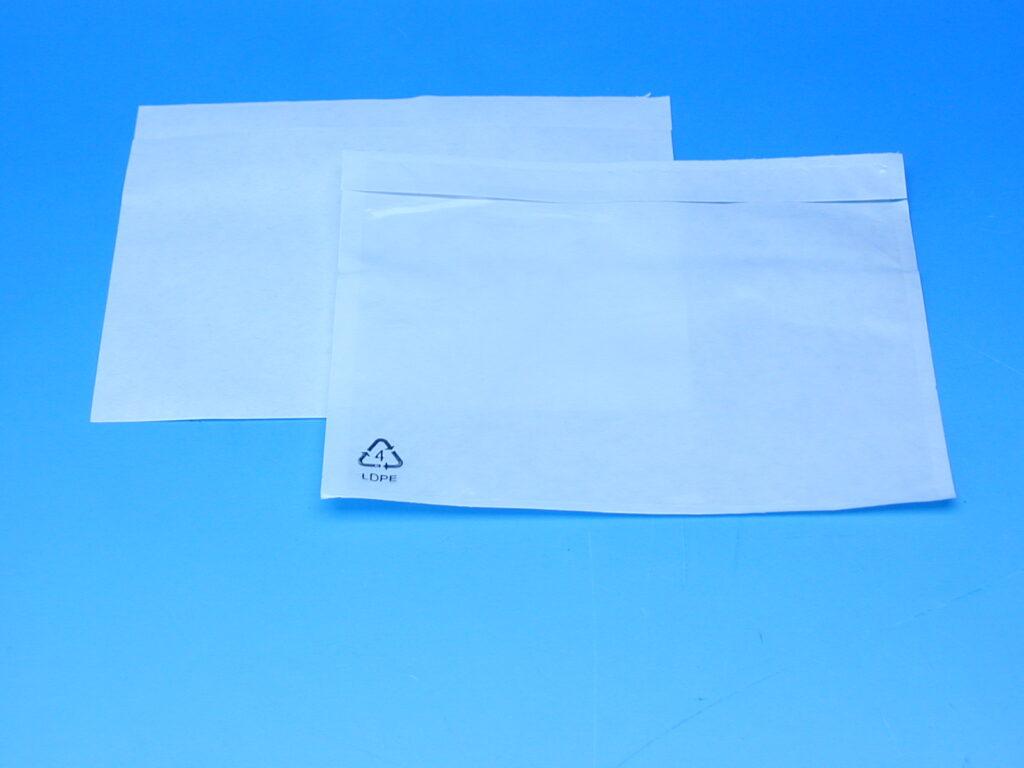 Obálka na doklady C6 samolepící