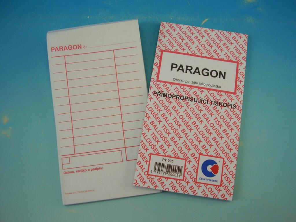 Paragon, propis./PT005/
