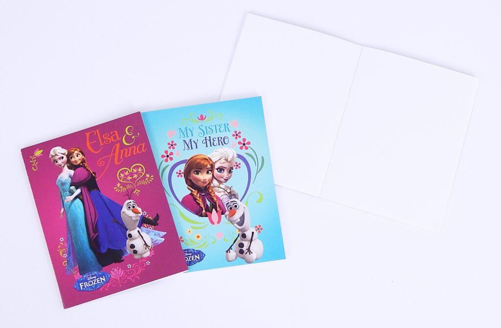 Blok A7 Frozen Elsa a Anna /15368601,602/