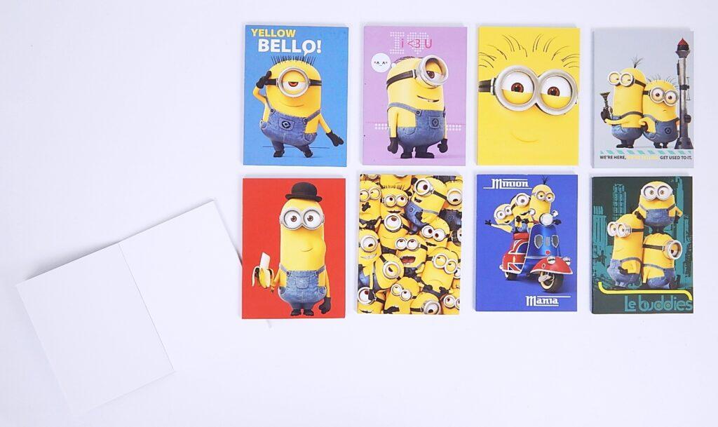 Blok A7 Minios Banana, Bello /16428806,801/