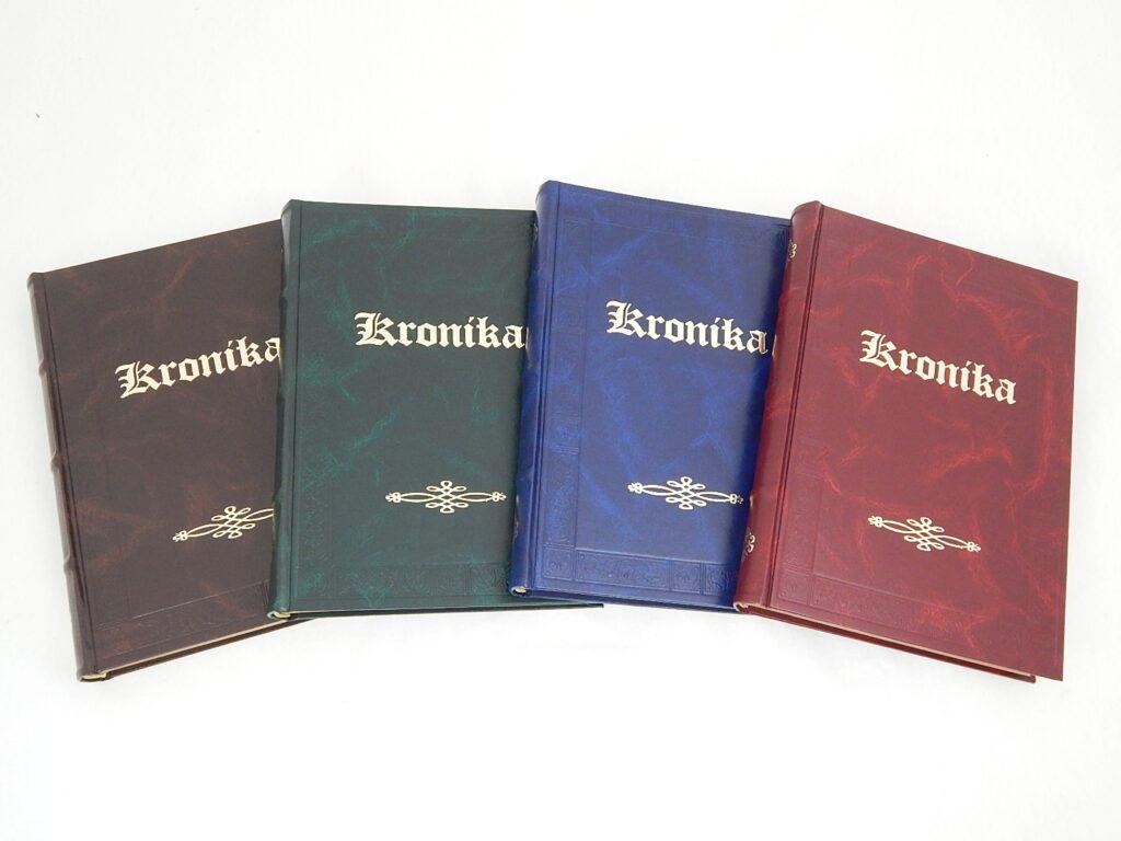 Kronika A4  200l