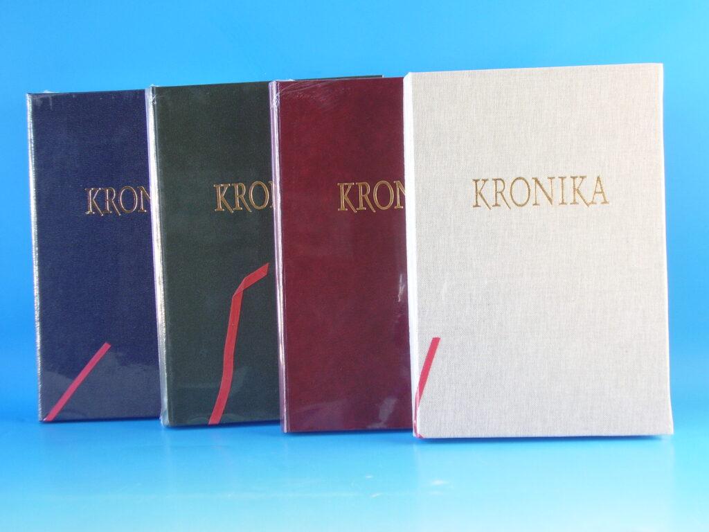 Kronika A4/200l 18011  mix barev