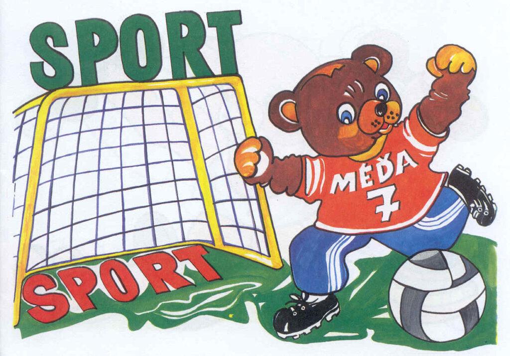 Omalovánky A5 Sport /L82/