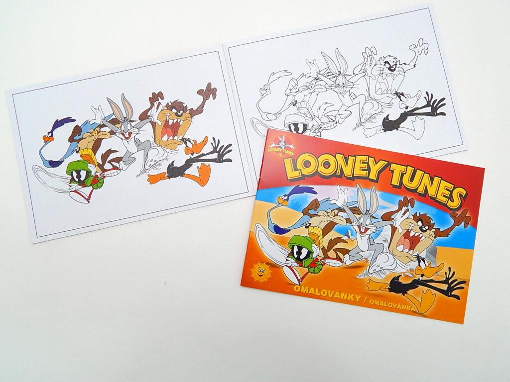 Omalovánky A5 Looney Tunes 5300811