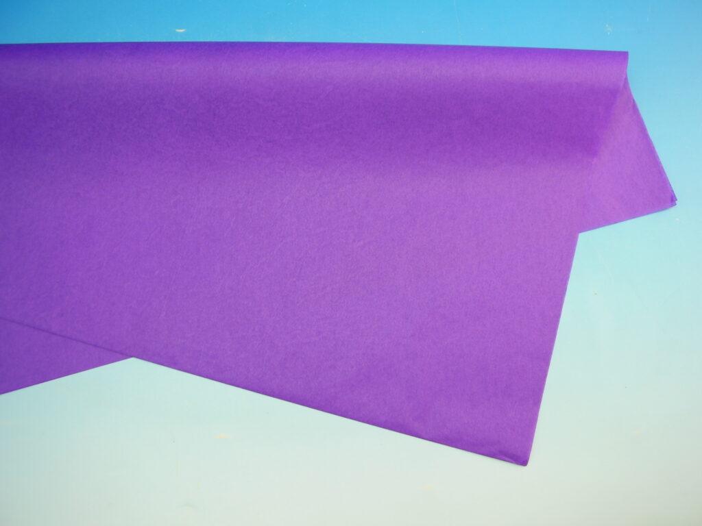 Papír hedvábný FIALOVÝ 50x70cm, 19g ,ARCH, 870442