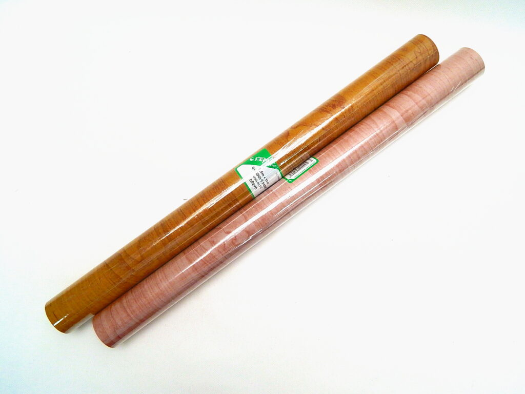 Papír úklidový 0,5x10m, dekor dřevo