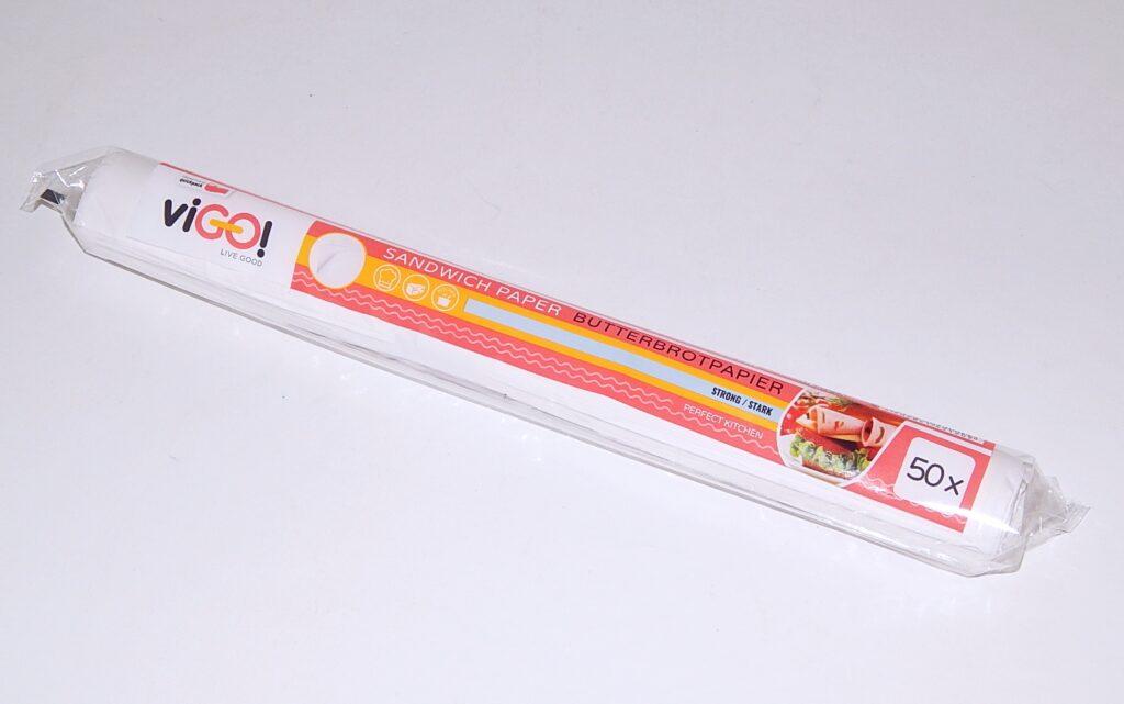 Papír svačinový 23x32cm 50ks viGO / 7542050