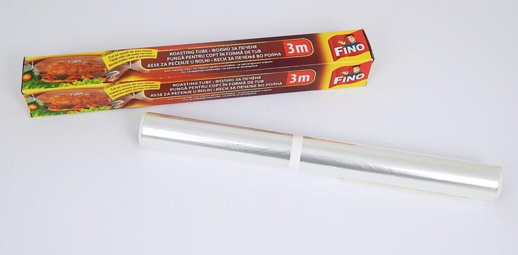 Folie pečící rukáv 3m FINO