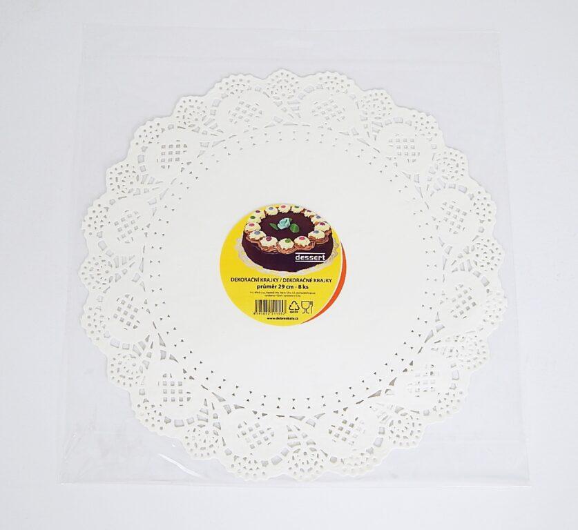 Krajka Dessert pr. 29 / 8 ks / 2511557